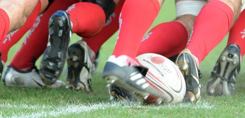 Echipament rugby